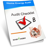 Energy Audit Check List