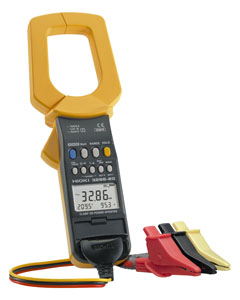 Clamp On Power Meter